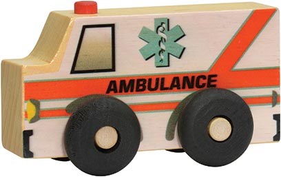 Ambulance Scoot