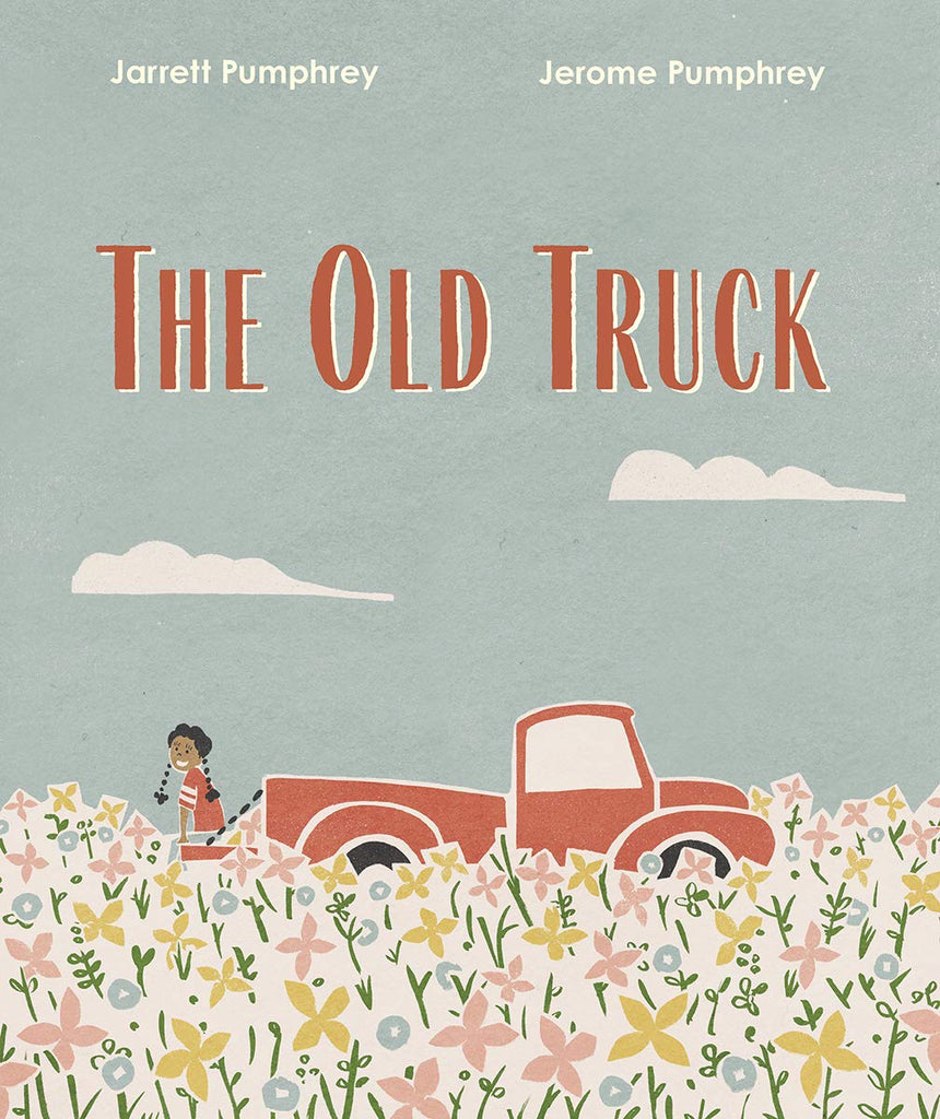 Old Truck by Jerome Pumphrey