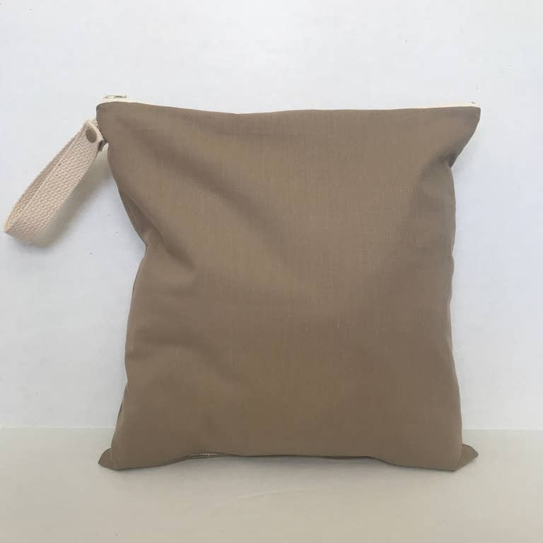 Large Organic Cotton Wet Bag