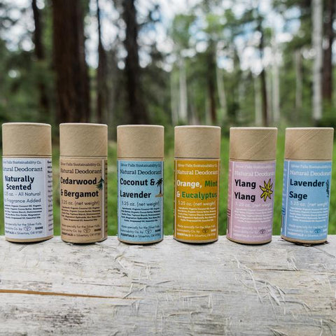 Deodorant by Silver Falls Sustainability