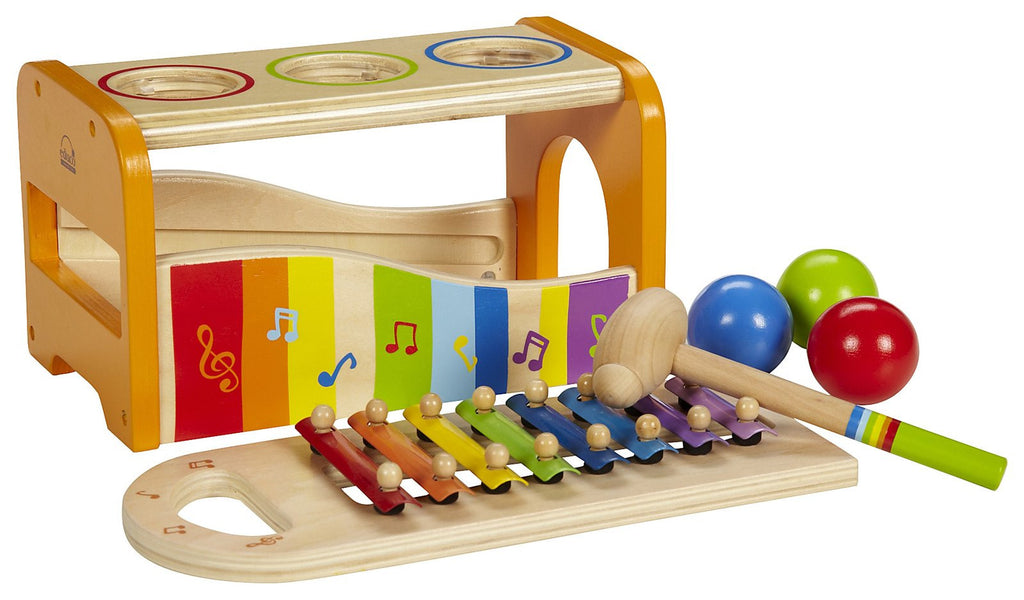 Pound & Tap Bench by Hape