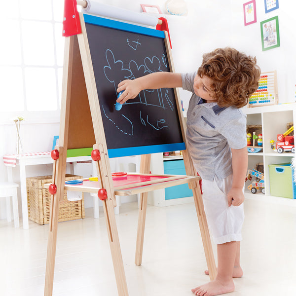 Magnetic All-in-One Double-Sided Easel