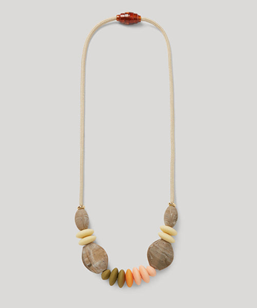Teething Necklace - Spring