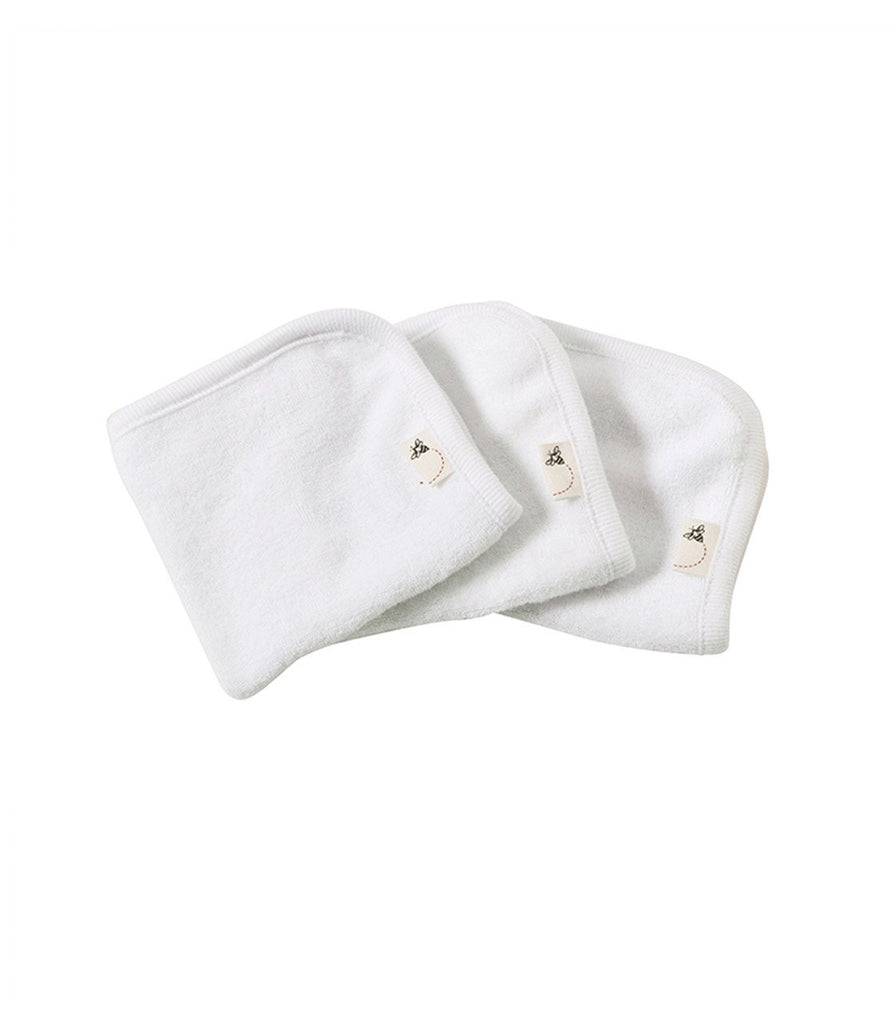Bee Essentials Washcloths (3pk)
