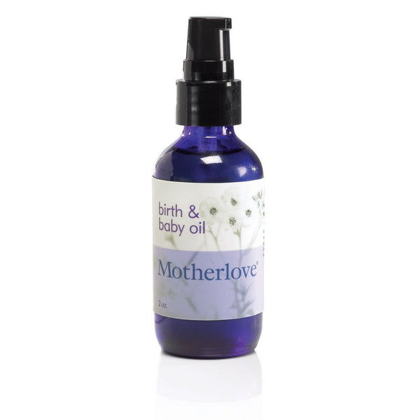 Birth & Baby Oil by Motherlove