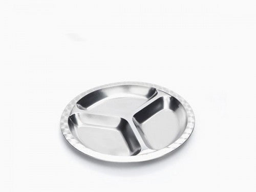 Stainless Steel Food Tray by Onyx