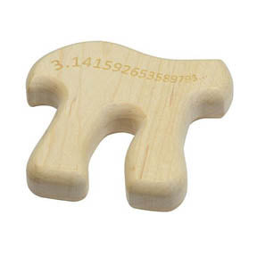 Pi Maple Teether