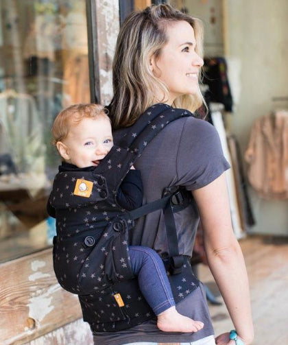 Tula Ergonomic Toddler Carrier - Discover