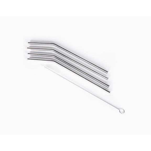 Kids Stainless Steel Straw (4pk)