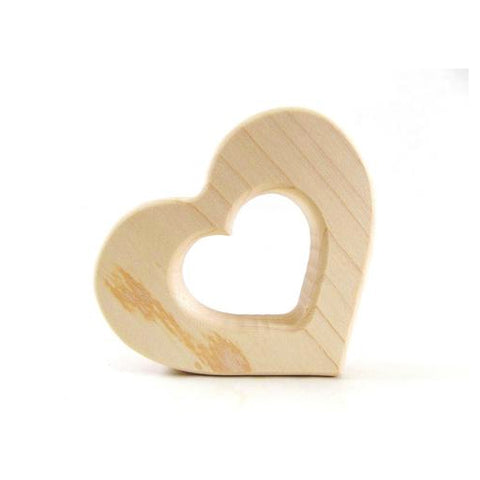 Heart Maple Teether