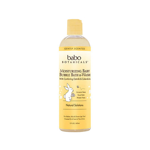 Moisturizing Bubble Bath & Wash