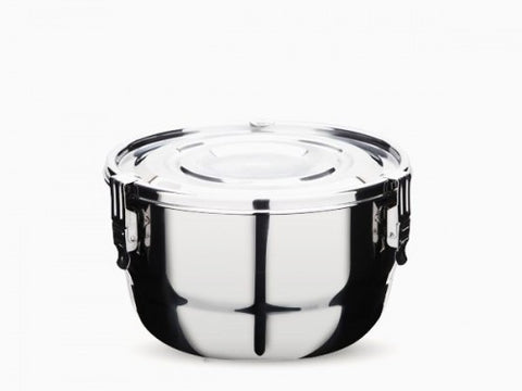 12cm Stainless Steel Airtight Container (16.5oz)