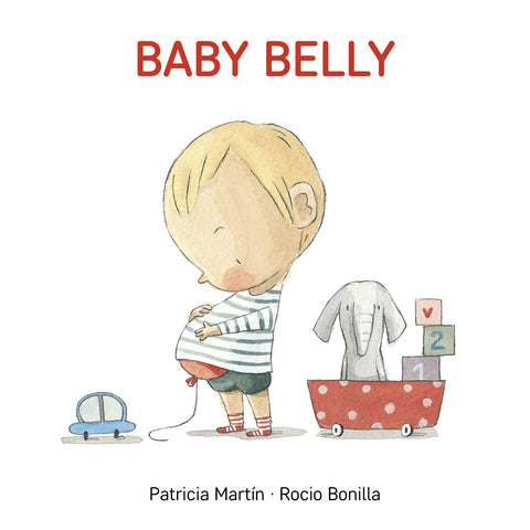 Baby Belly by Patricia Martin (Board Book)