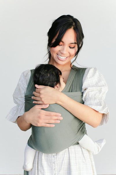Solly Baby Wrap - Basil