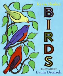 Birds Board Book by Kevin Henkes
