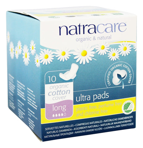 Ultra Pads with Wings (Long) (10ct)