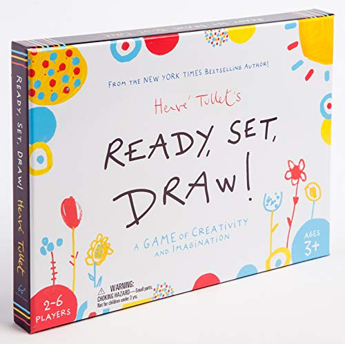 Ready Set Draw by Hervé Tullet