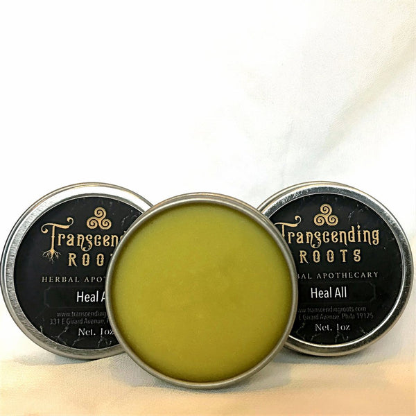Heal All Salve (1 oz)
