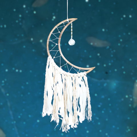 Dream Catcher - Small Moon