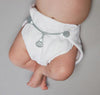 Cloth Diaper Fastener (3pk)