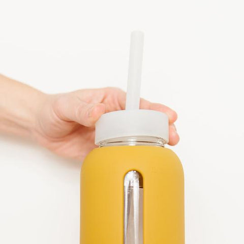 Lounge Straw + Cap for Mama Bottle