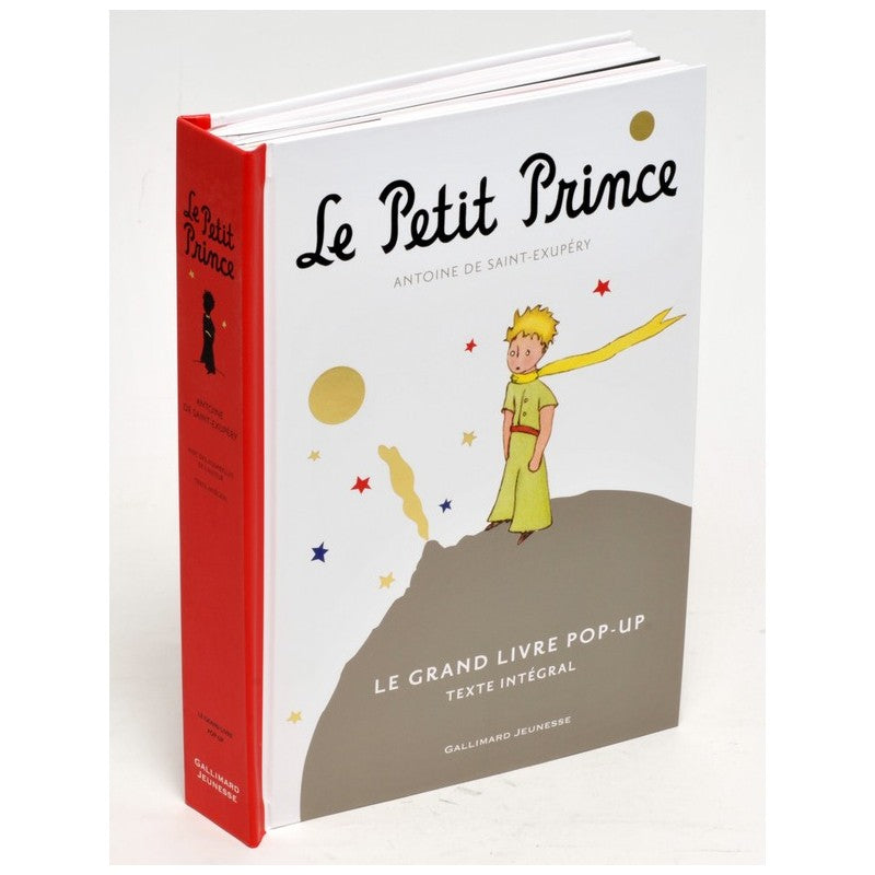 Little Prince Deluxe Pop-UP Book by Antoine De Saint-Exupery