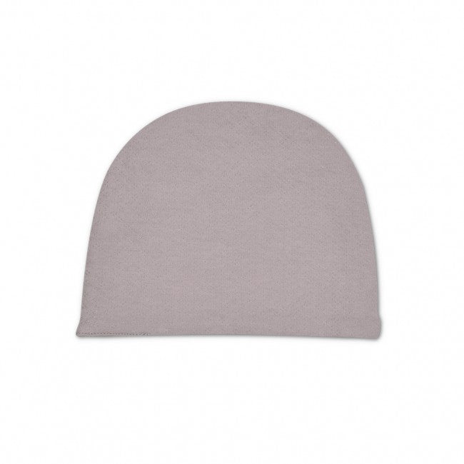 Organic Cotton Hat – Grey Pointelle