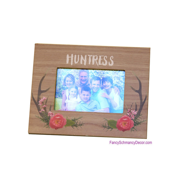 Huntress Photo Frame