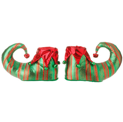 "Elf Shoes 8"" RAZ Imports - FancySchmancyDecor"