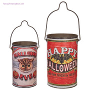 Halloween Buckets by Raz Imports