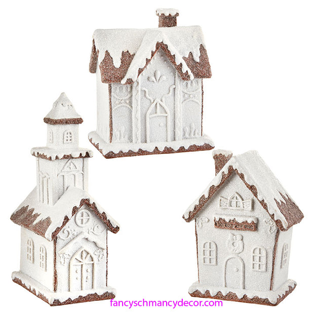 Gingerbread House by RAZ Imports