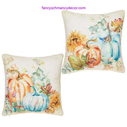 Pumpkin Pillows by Raz Imports