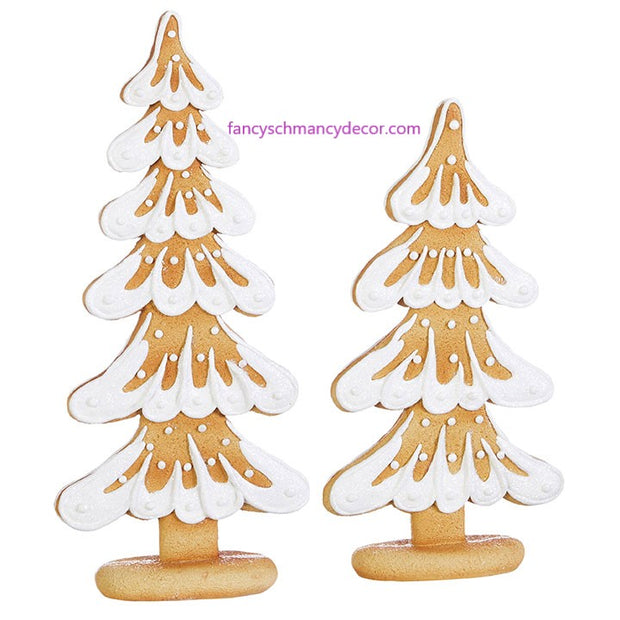 "16"" Gingerbread Cookie Tree by RAZ Imports"