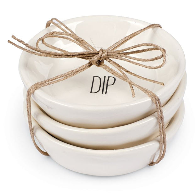 Tidbit Oil Dipping Set by Mud Pie