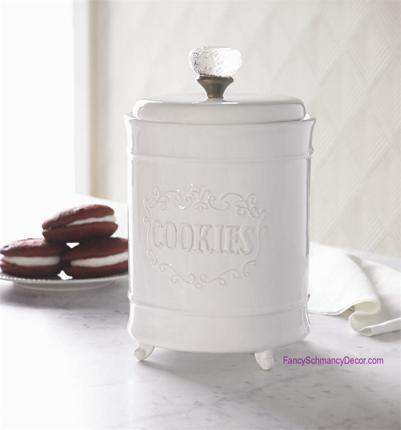 Circa Cookie Jar by Mud Pie