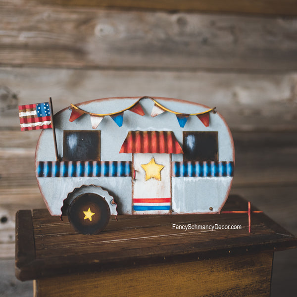 Americana Camper by The Round Top Collection A18020