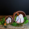 Easter Bunny Bottoms - The Round Top Collection E7001 - FancySchmancyDecor - 2