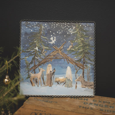 Gallery Nativity Art