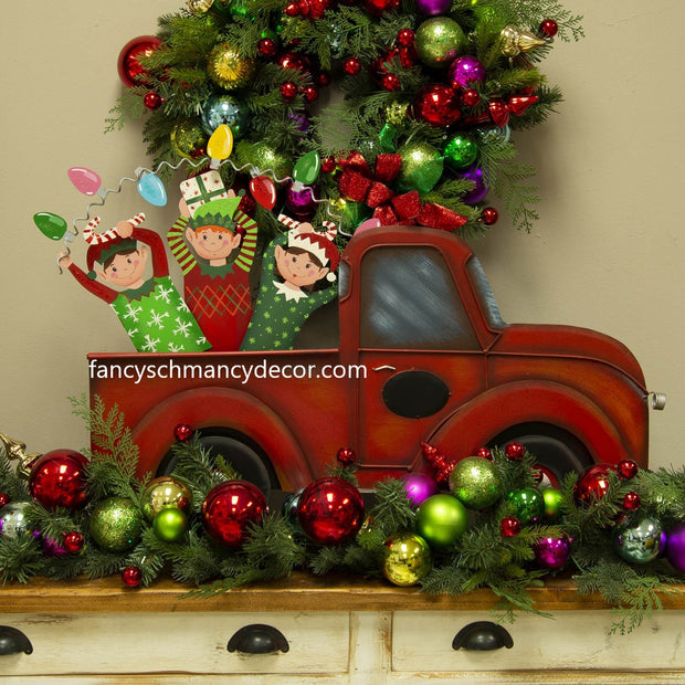 Pile of Merry & Bright Elves by The Round Top Collection