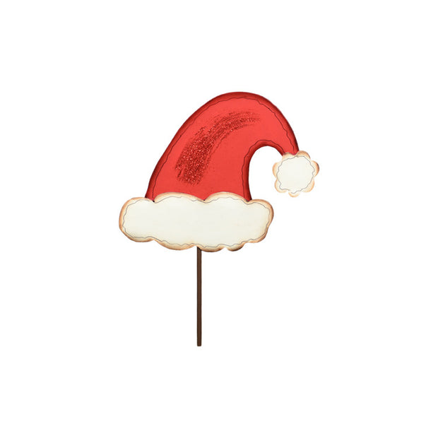 C9026 Jolly Santa Hat by The Round Top Collection - FancySchmancyDecor