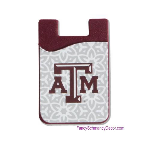 Cell Phone Wallet - Texas A&M