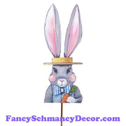 Fancy Boy Rabbit Stake by The Round Top Collection E19057