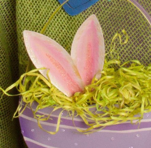 Easter Bunny Ear Pick Small The Round Top Collection E5002 - FancySchmancyDecor