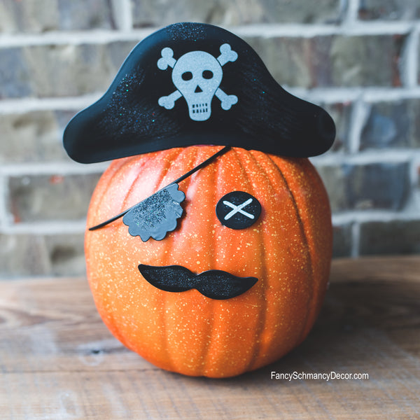 Pirate Pumpkin Parts The Round Top Collection F16050