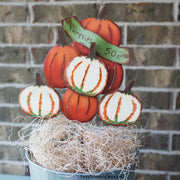 Pile of Pumpkins The Round Top Collection F18009
