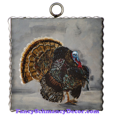 Hamilton Turkey by The Round Top Collection F19103