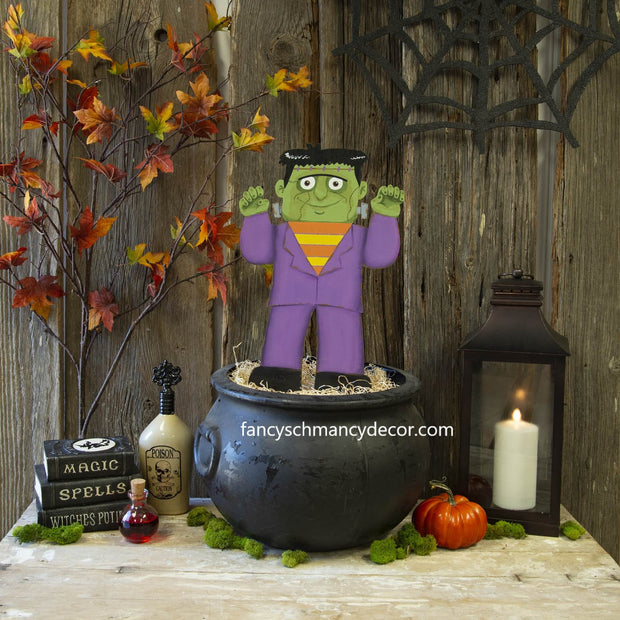 Trick or Treat Frankie Kid by The Round Top Collection F20042