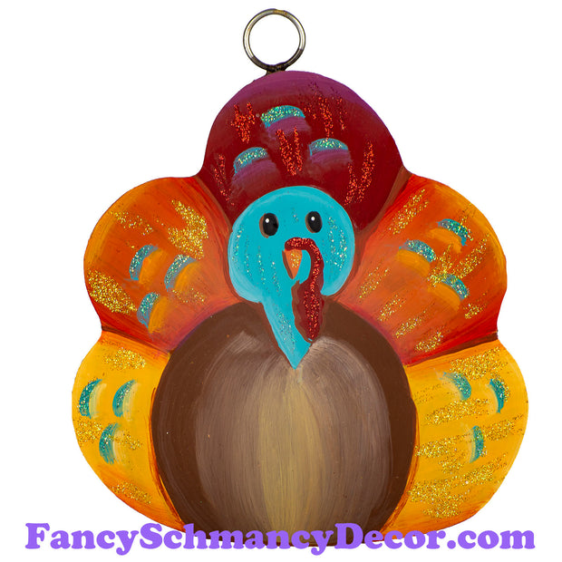 Turkey Charm by The Round Top Collection F19020