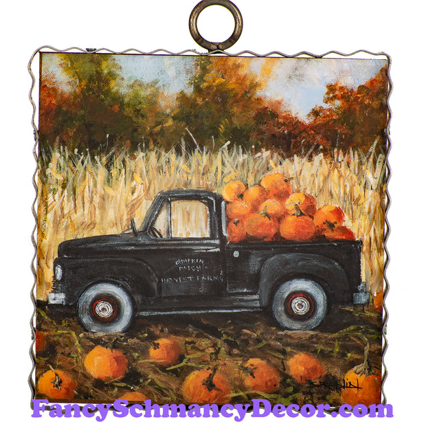 Gallery Pumpkin Harvest by The Round Top Collection F19086