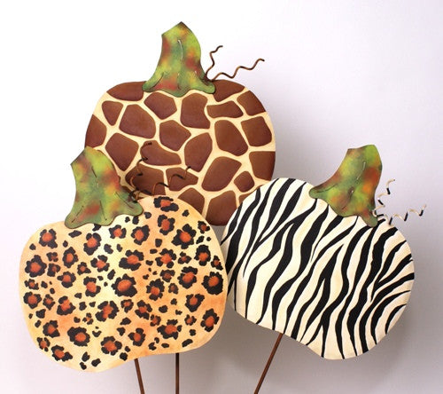 F4062 - Animal Print - Asst. 3 Large The Round Top Collection - FancySchmancyDecor